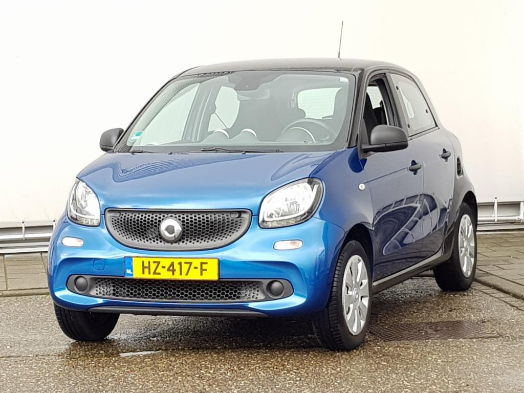 Smart FORFOUR  1.0 Pure Cool and Audio Comfort