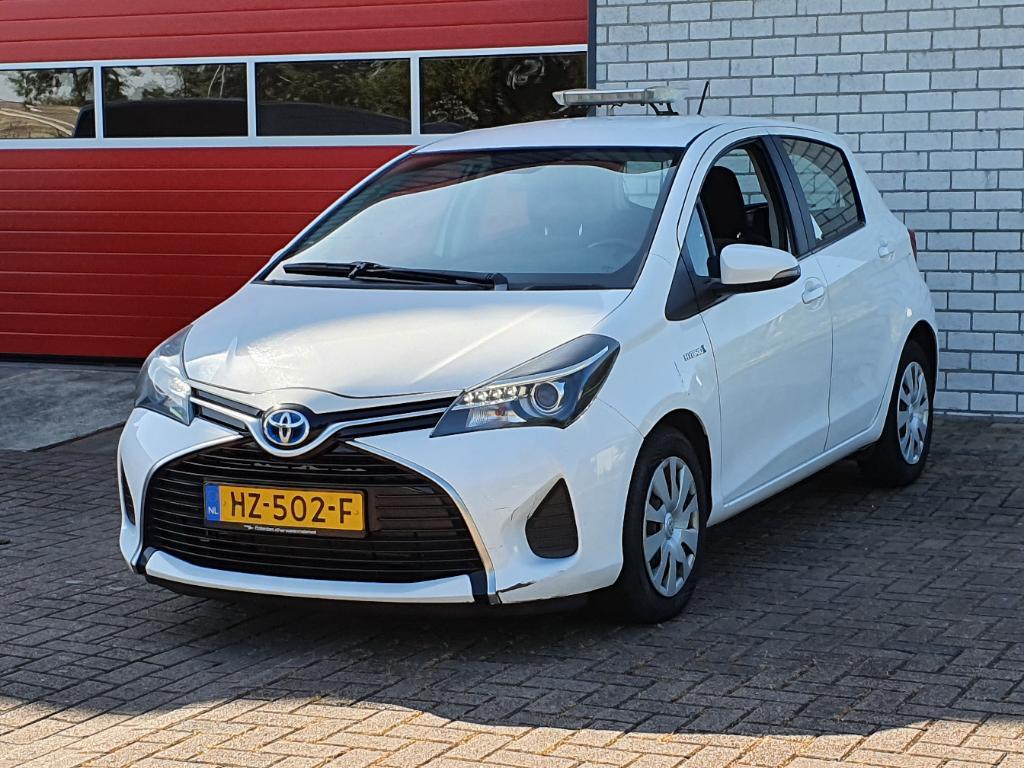 Toyota YARIS  1.5 Hybrid Aspirat.
