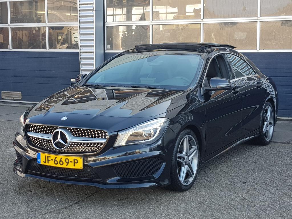 Mercedes-Benz CLA-Klasse 180 OrangeArt Ed.