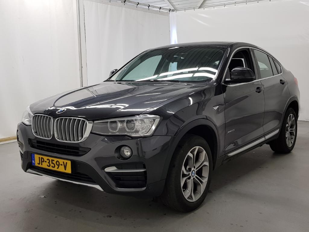 BMW X4 2.0i xD Cent Exec.