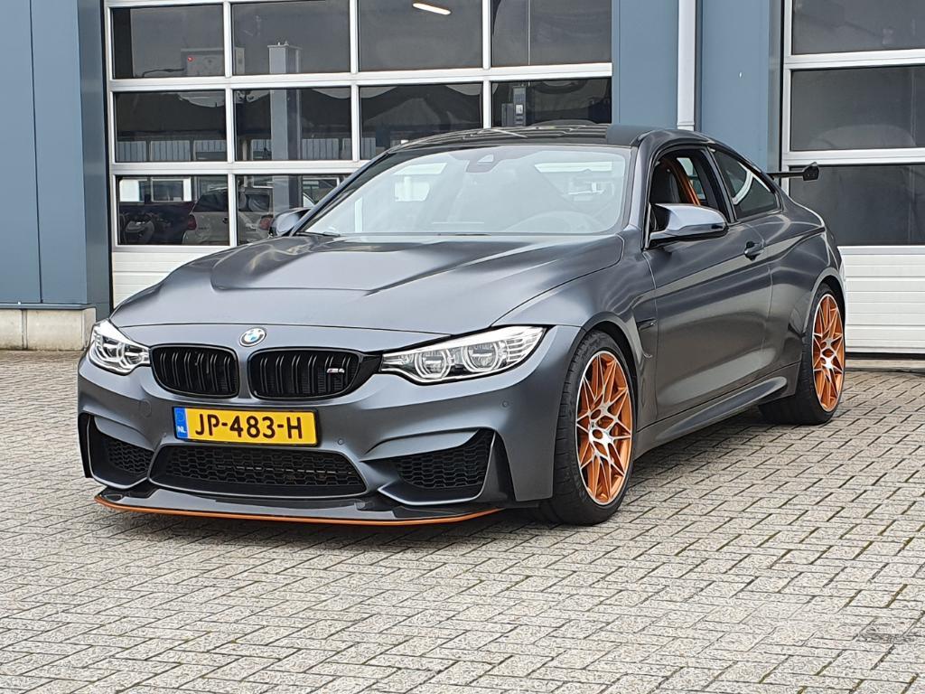 BMW 4-SERIE COUPÉ M4 GTS