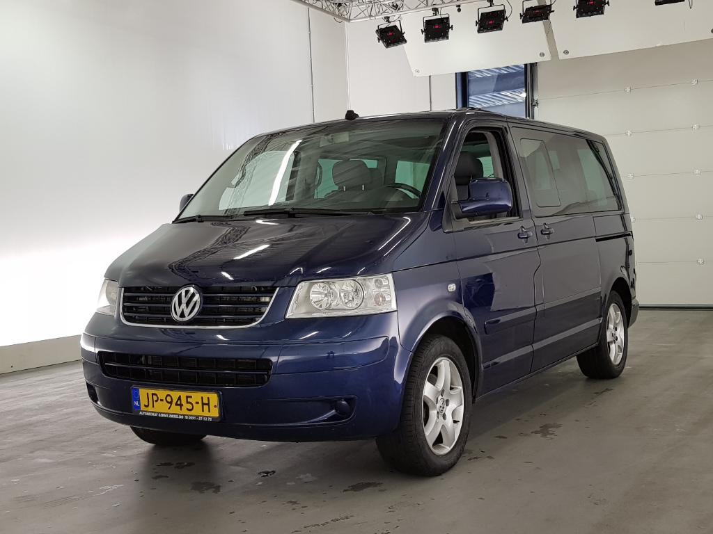 Volkswagen kampeerauto T5 Multivan 2.5TDi 174PK Camper