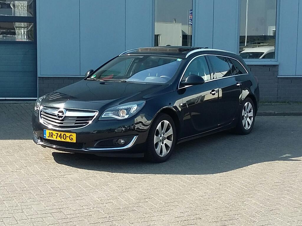 Opel INSIGNIA SPORTS TOURER 1.6 CDTI EF Bus. Ex.