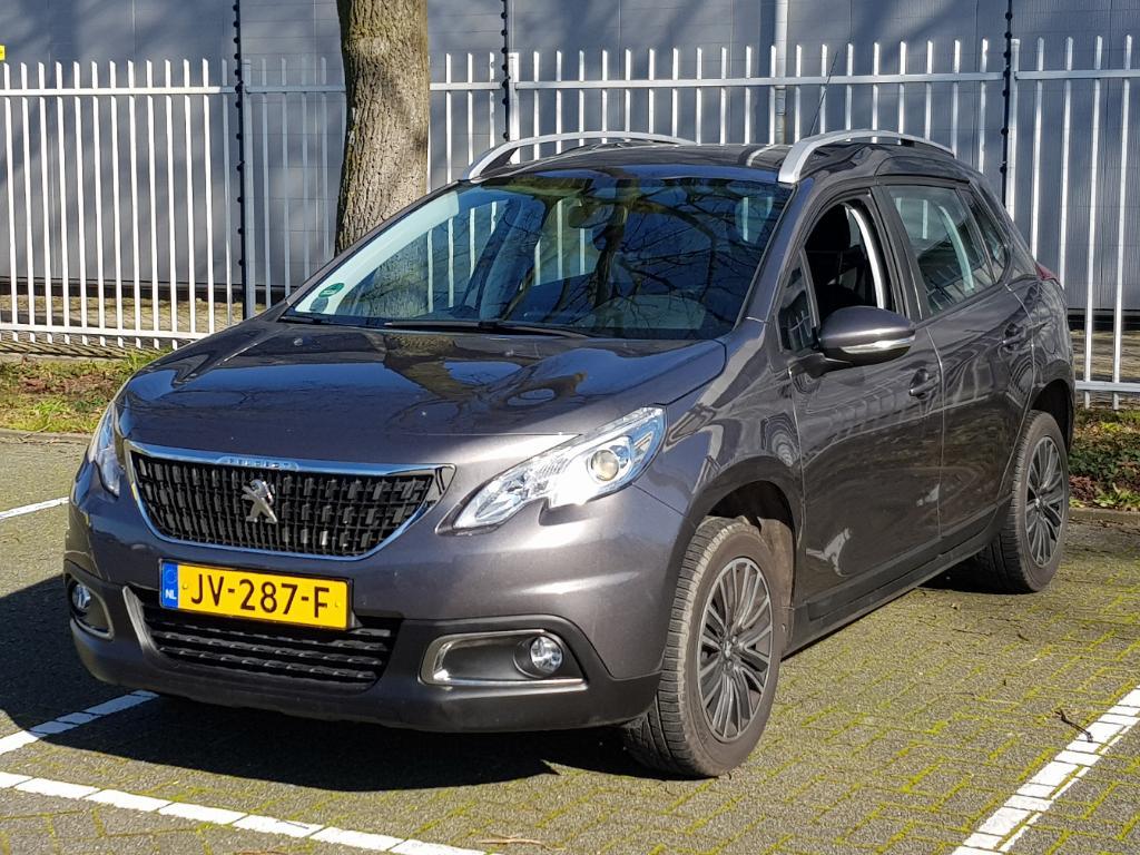 Peugeot 2008 1.2 PureT. Blue Lion