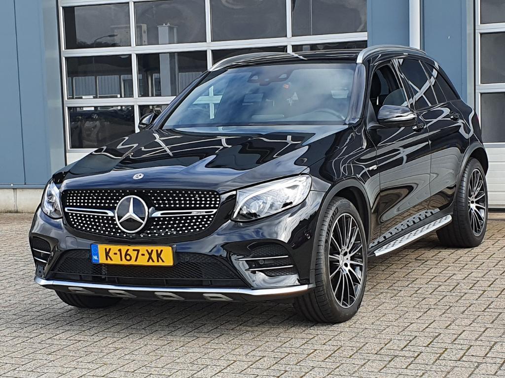Mercedes-Benz GLC-Klasse 43 AMG 4MATIC