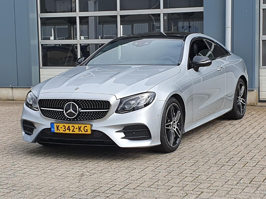 Mercedes-Benz E-KLASSE COUPE 300 Premium Plus AMG Styling