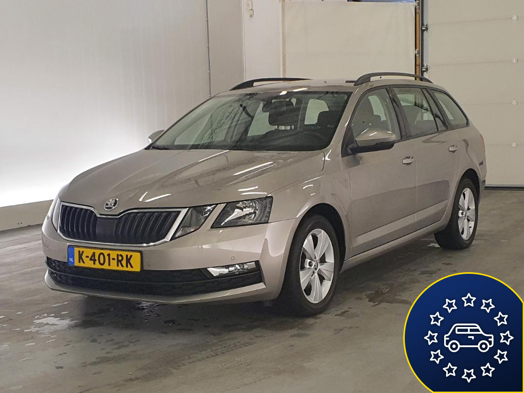 Skoda OCTAVIA COMBI 1.4TSi DSG Greentech Ambition Business