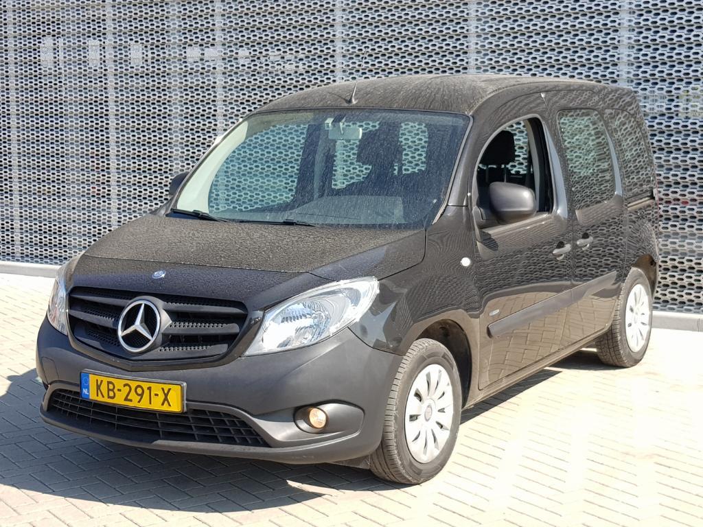 Mercedes-Benz CITAN 108 CDI Trend