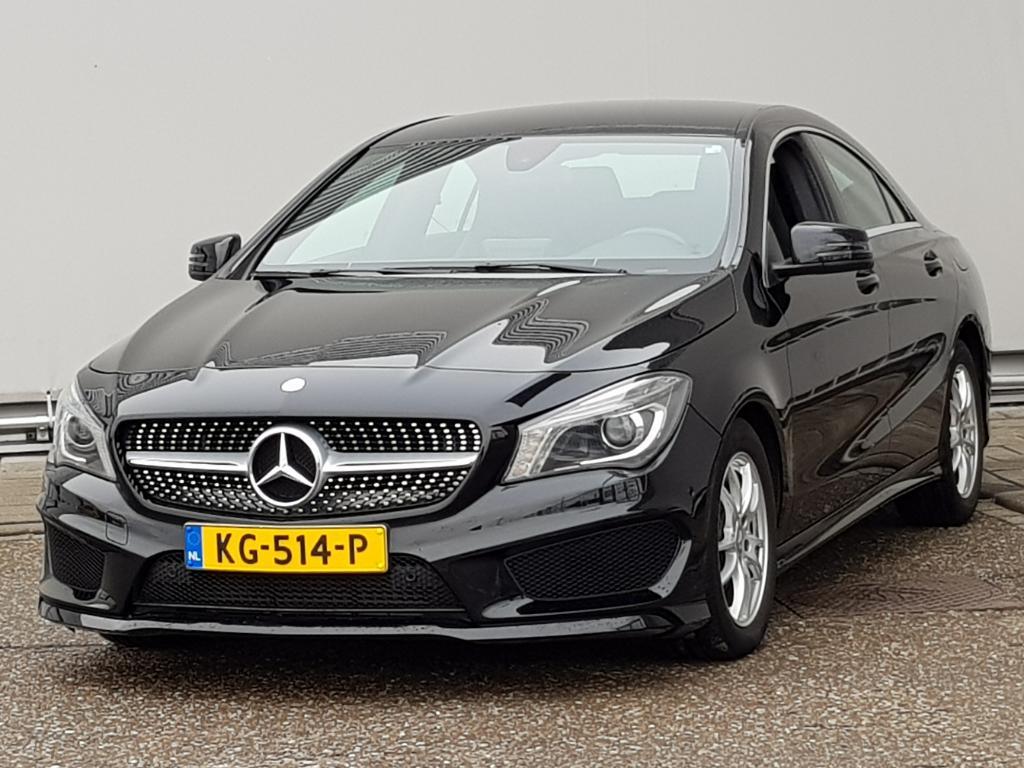 Mercedes-Benz CLA-Klasse 180 d Ambition AMG line