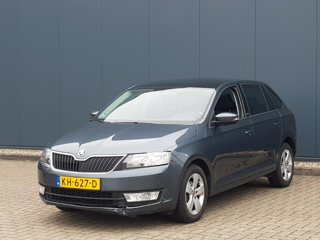 Skoda RAPID SPACEBACK 1.2 TSI Grt JOY