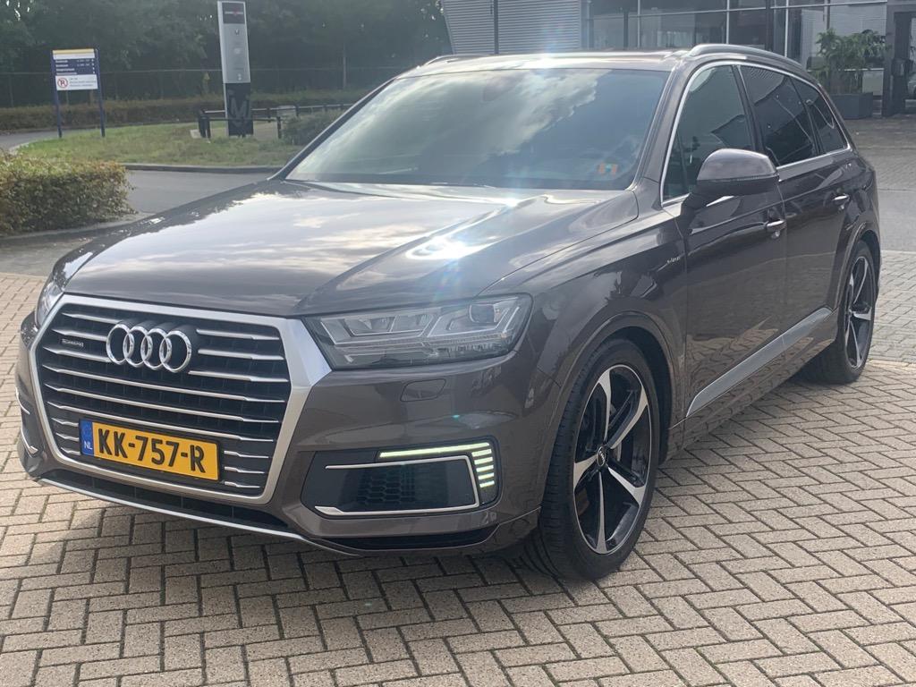 Audi Q7  3.0 TDI e-tr. q. Sp.