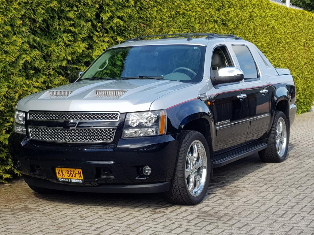 Chevrolet AVALANCHE 5.3 V8