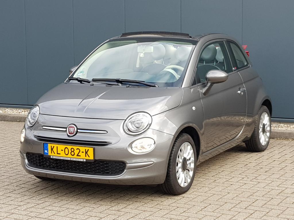 Fiat 500 C 0.9 TA T Popstar