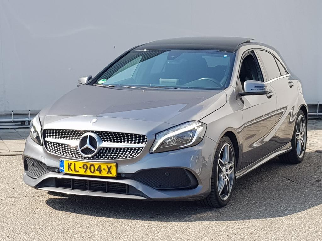 Mercedes-Benz A-KLASSE  160 Ambition