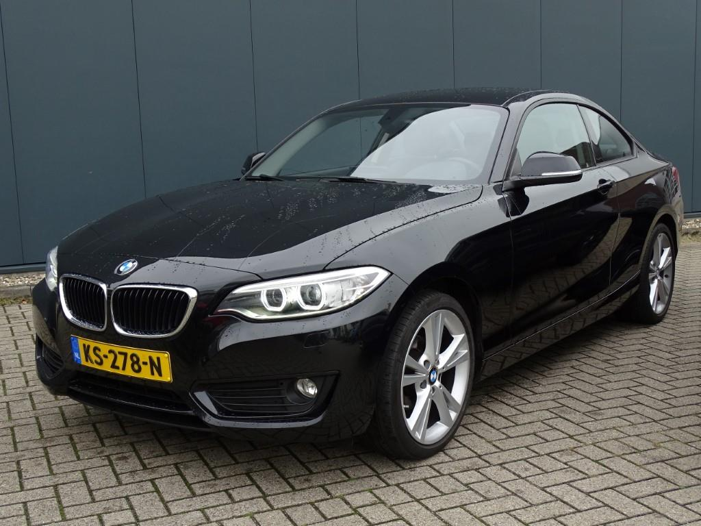 BMW 2-SERIE 218d Cent.High Ex. Coupe