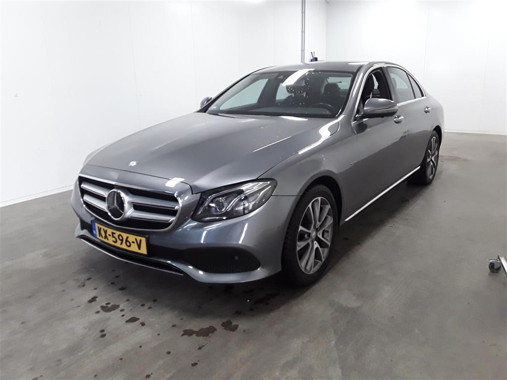 Mercedes-Benz E-KLASSE  350 e Lease Edition