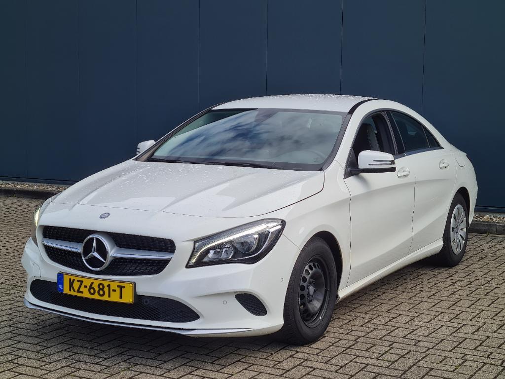 Mercedes-Benz CLA-Klasse 180 BE Ambition
