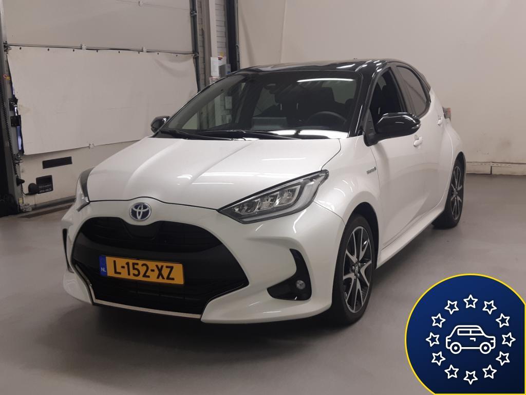 Toyota YARIS  1.5 Hybrid Launch Edition