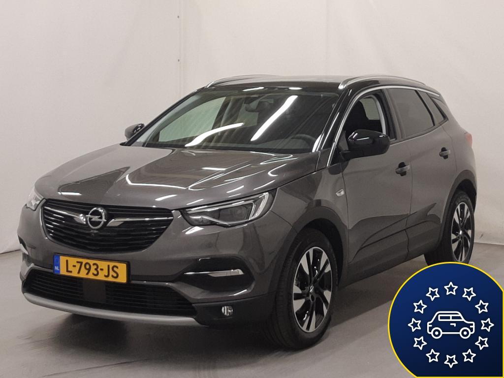 Opel GRANDLAND X 1.2 Turbo 130pk Ultimate