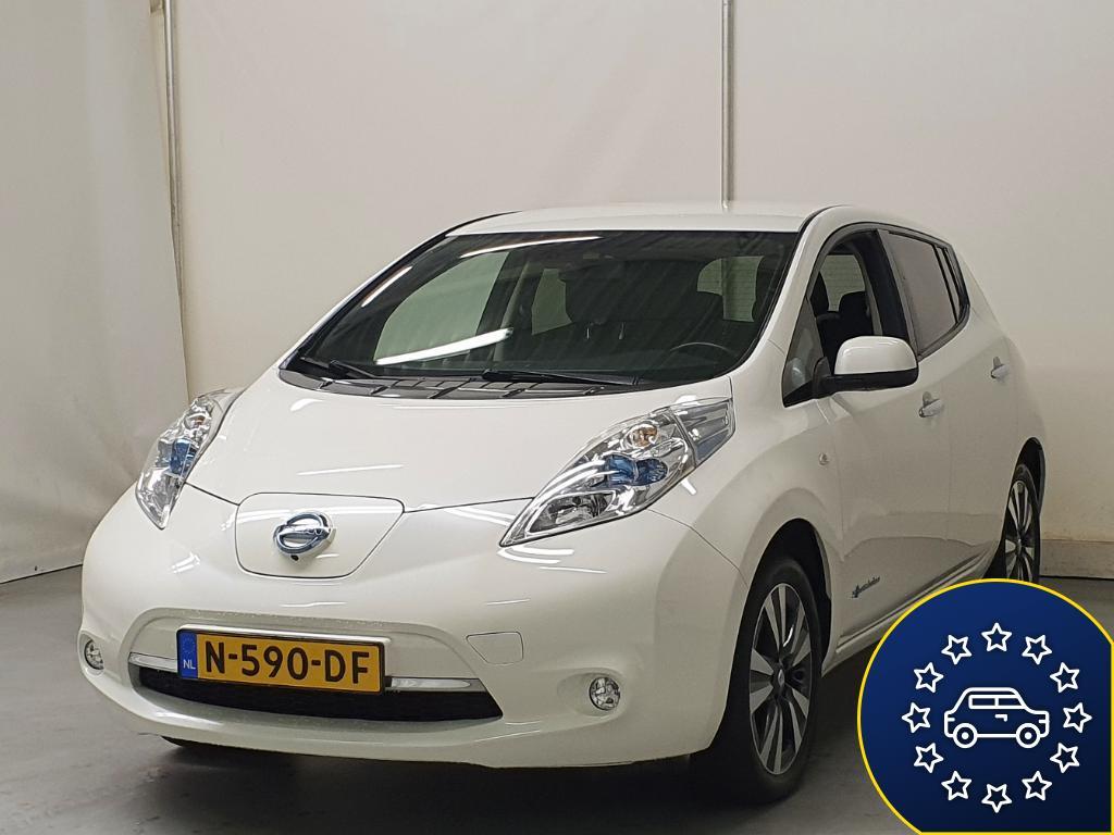 Nissan LEAF Tekna + Zonnepaneel (30kWh)