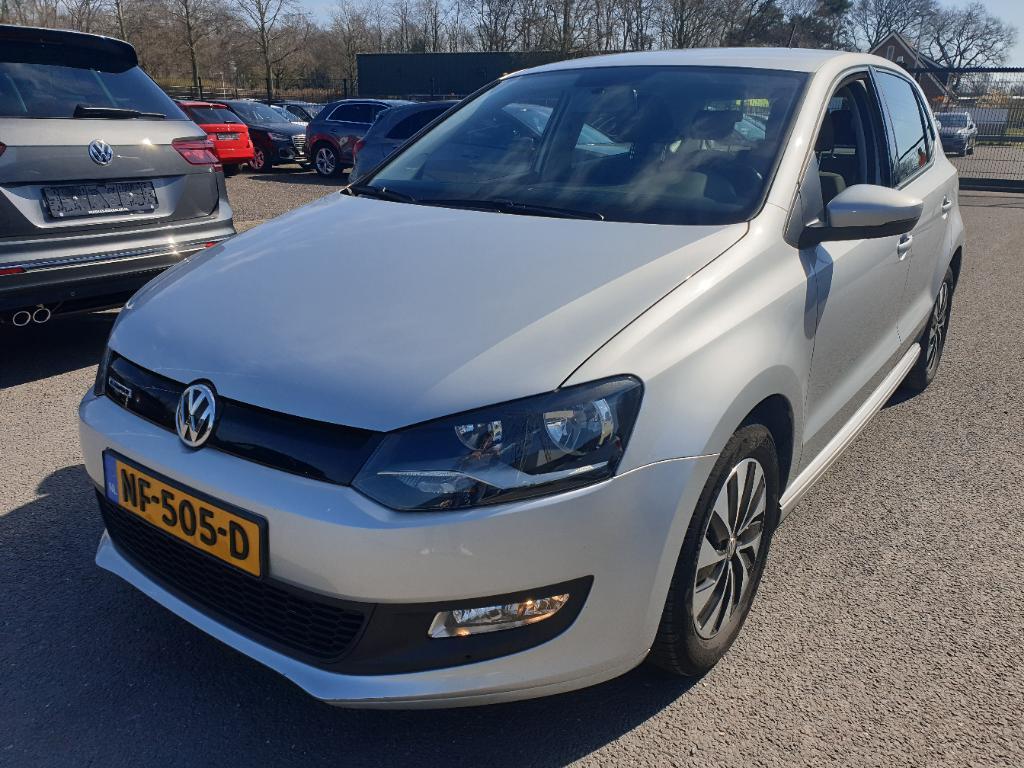Volkswagen POLO  1.0 BlueM. Edition