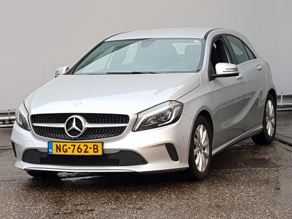 Mercedes-Benz A-KLASSE  180 d Lease Edition Pluspakket Style
