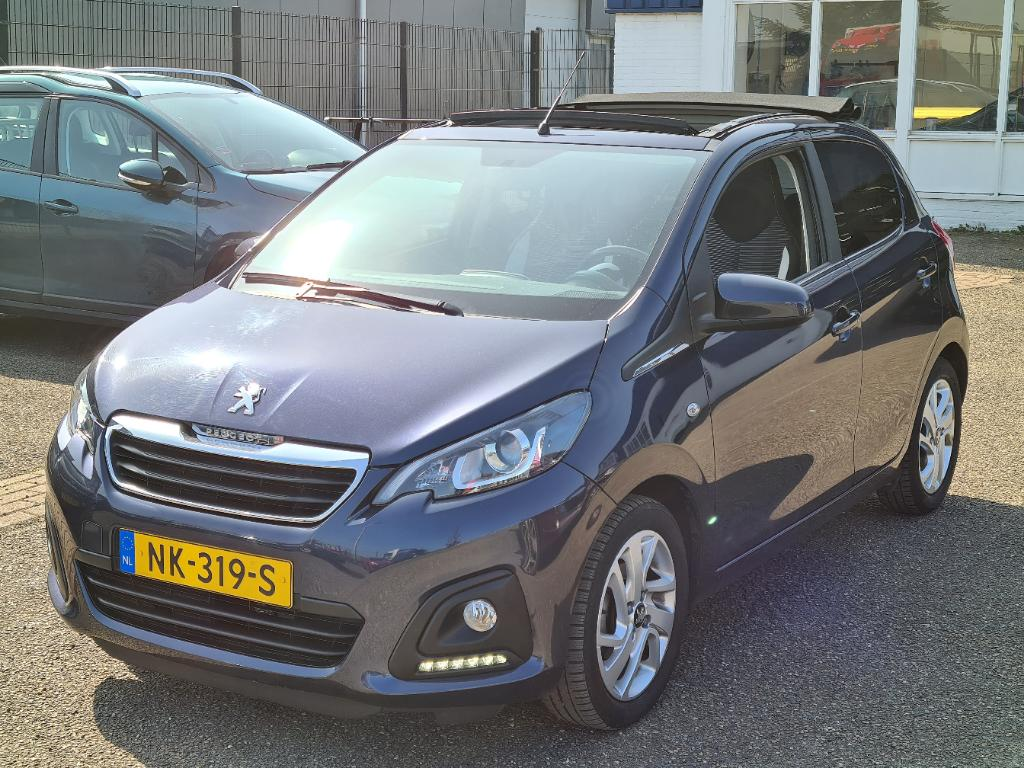 Peugeot 108 1.0 e-VTi Active TOP