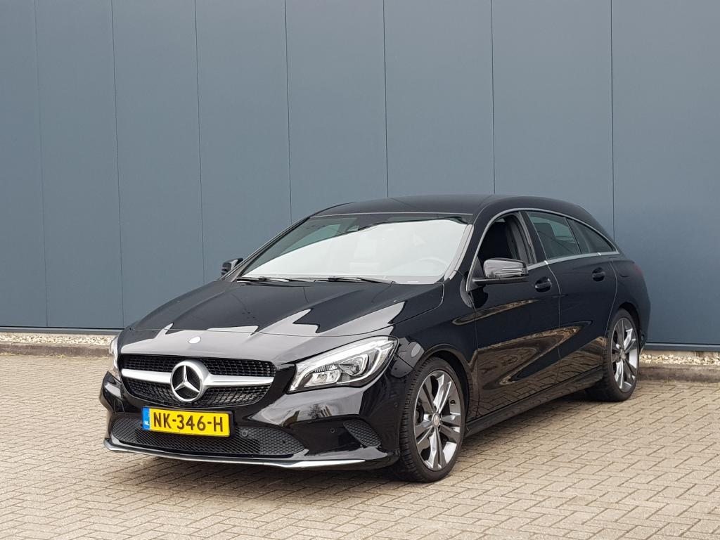 Mercedes-Benz CLA Shooting Brake 180 d Lease Ed. Plus