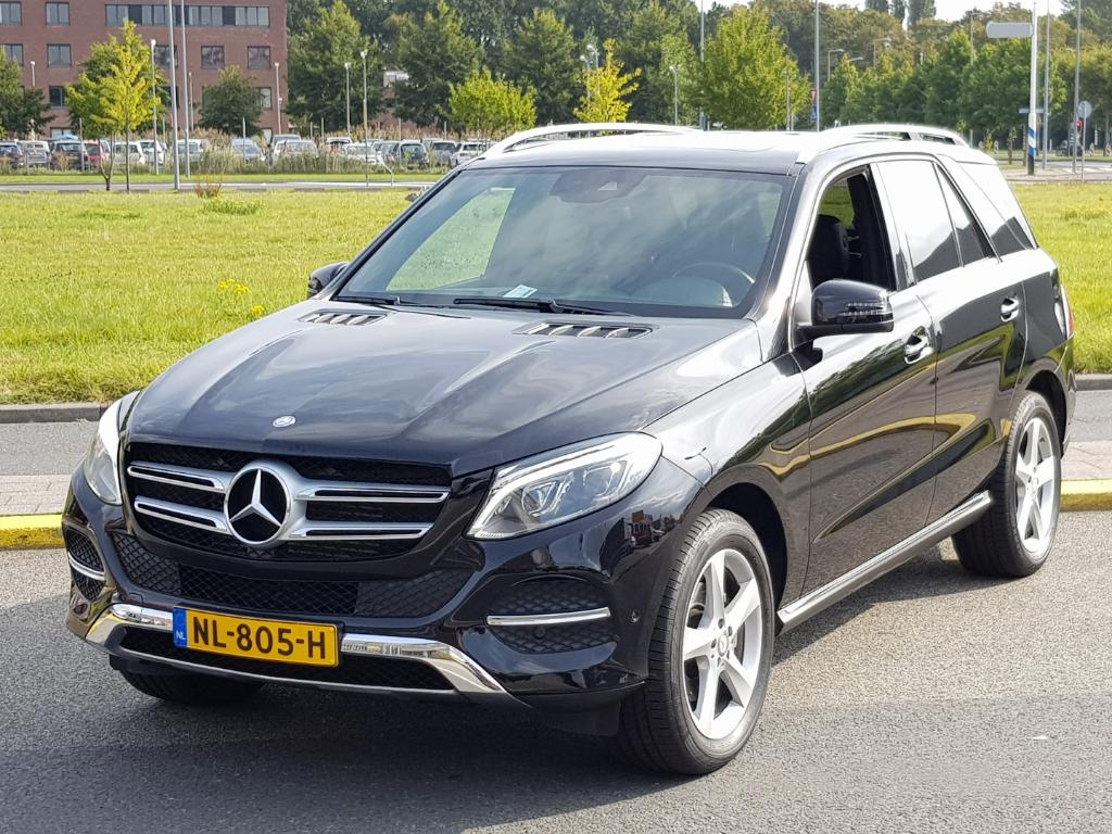 Mercedes-Benz GLE-Klasse 250 d 4Matic