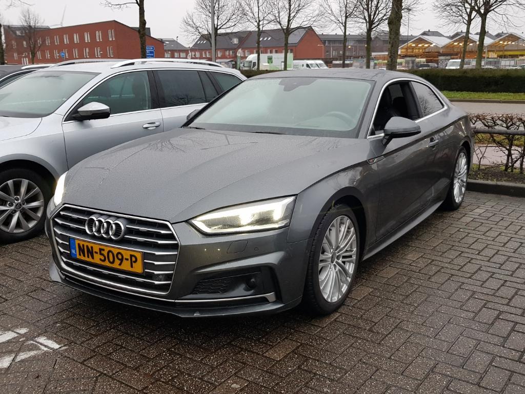 Audi A5 2.0 TFSI u. LaunchEd