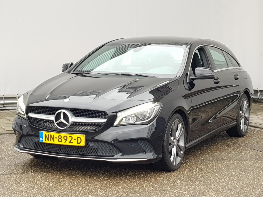 "Mercedes-Benz CLA Shooting Brake 180 Ambition Urban 18"""