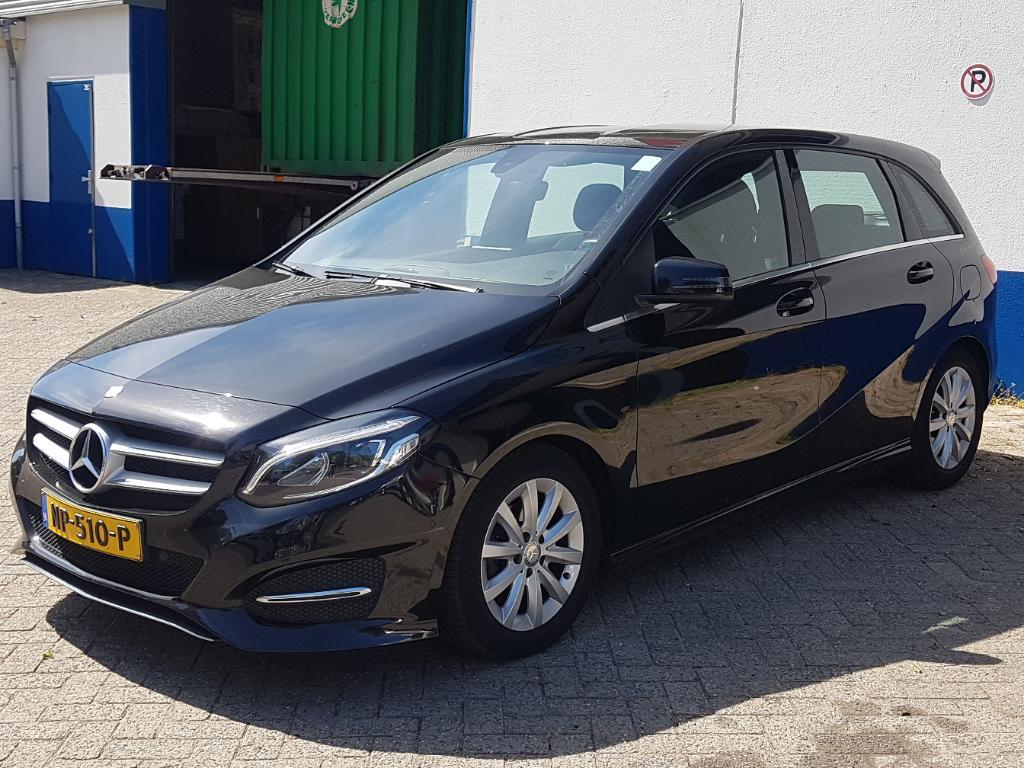 Mercedes-Benz B-KLASSE  180 d Business Sol.
