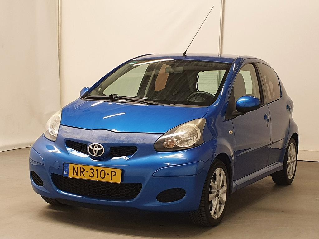 Toyota AYGO  1.0-12V Dynamic Blue