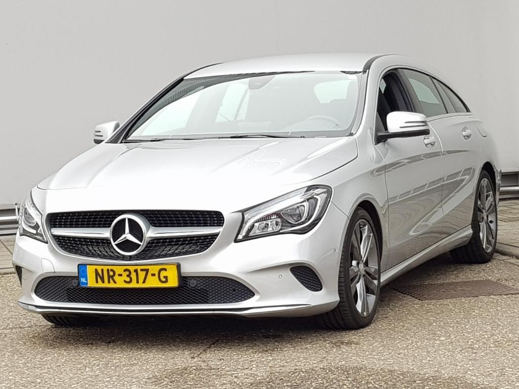 Mercedes-Benz CLA Shooting Brake 200 d Lease Ed. Plus Urban Camera Stoelverw.