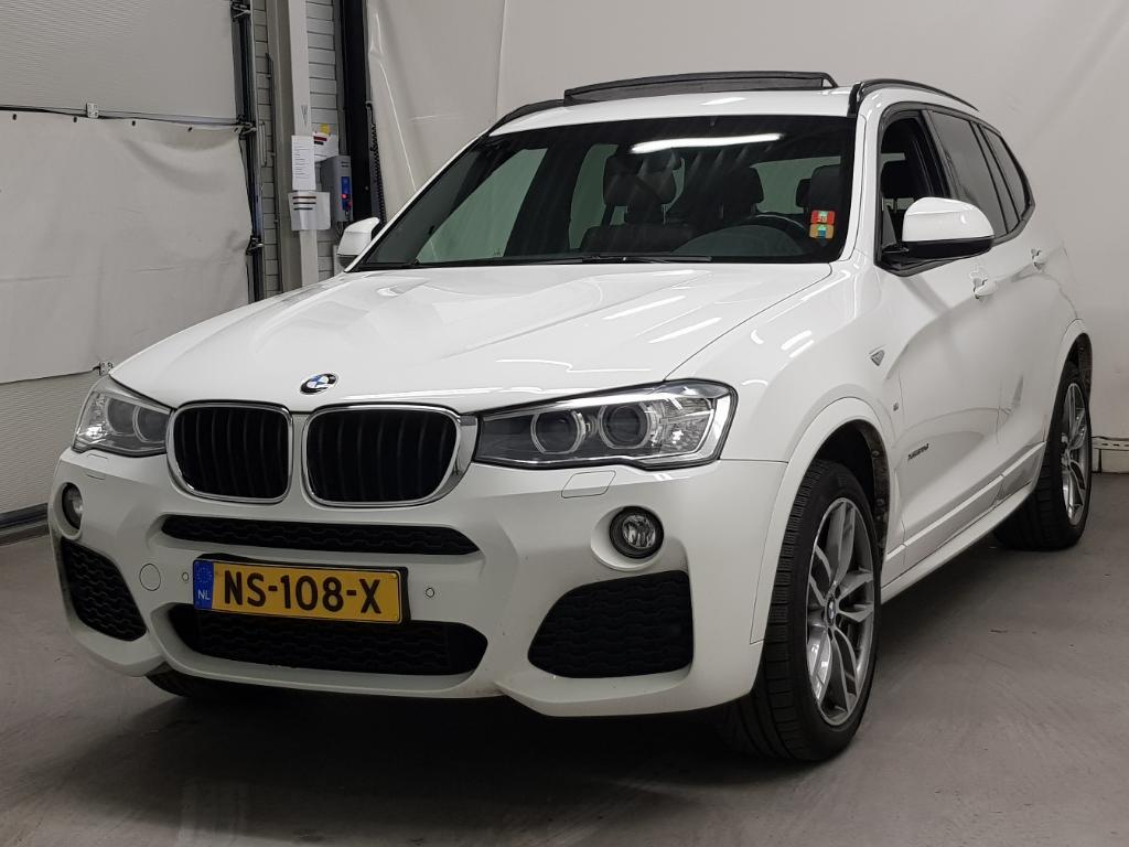 BMW X3  xDrive20d Hi.Ex.MSp. AWD