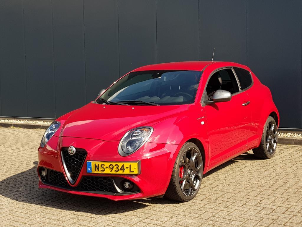 Alfa Romeo MiTo 1.4 T MA Veloce