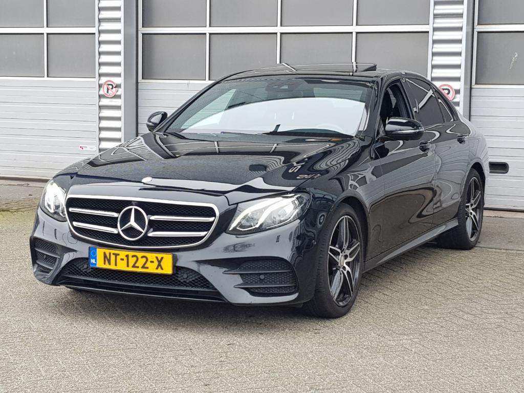 Mercedes-Benz E-KLASSE  220 d