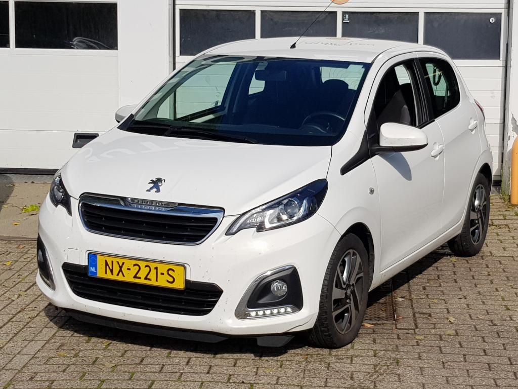 Peugeot 108 1.0 e-VTi Allure
