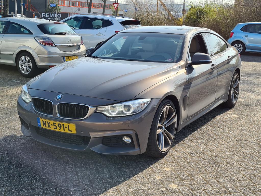 BMW 4-SERIE GRAN COUPÉ 430i Cent Hi Exec