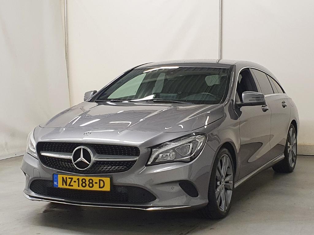 Mercedes-Benz CLA Shooting Brake 180 Business Sol.