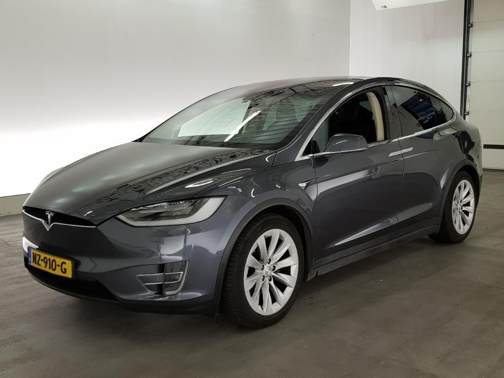 Tesla MODEL X 90D Base