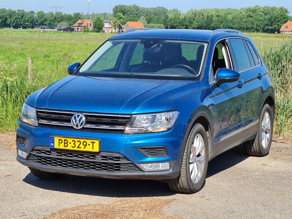Volkswagen TIGUAN 1.4 TSI CL Bns