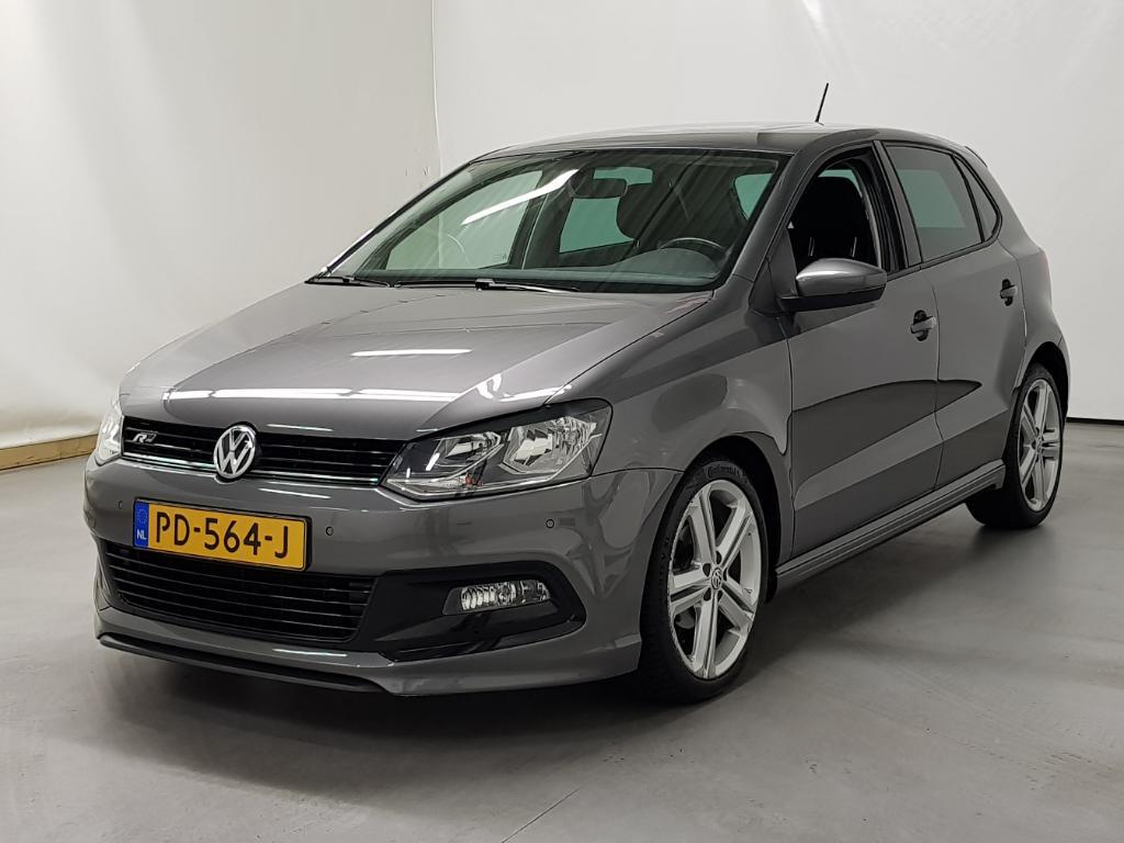 Volkswagen POLO  1.2 TSI Comf. Bns R-Line