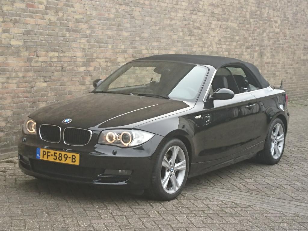 BMW 1-SERIE CABRIO 125i High Executive