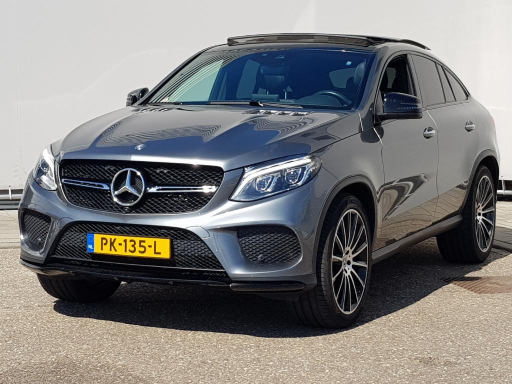 Mercedes-Benz GLE-Klasse 350 d 4MATIC