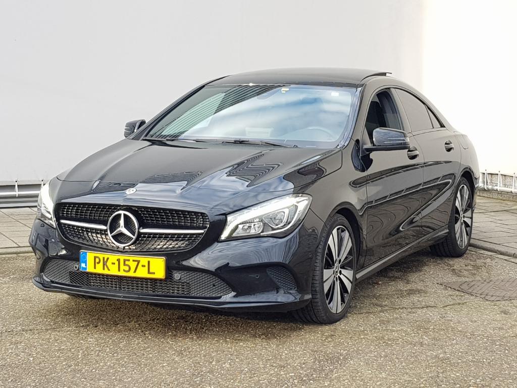 Mercedes-Benz CLA-Klasse 180