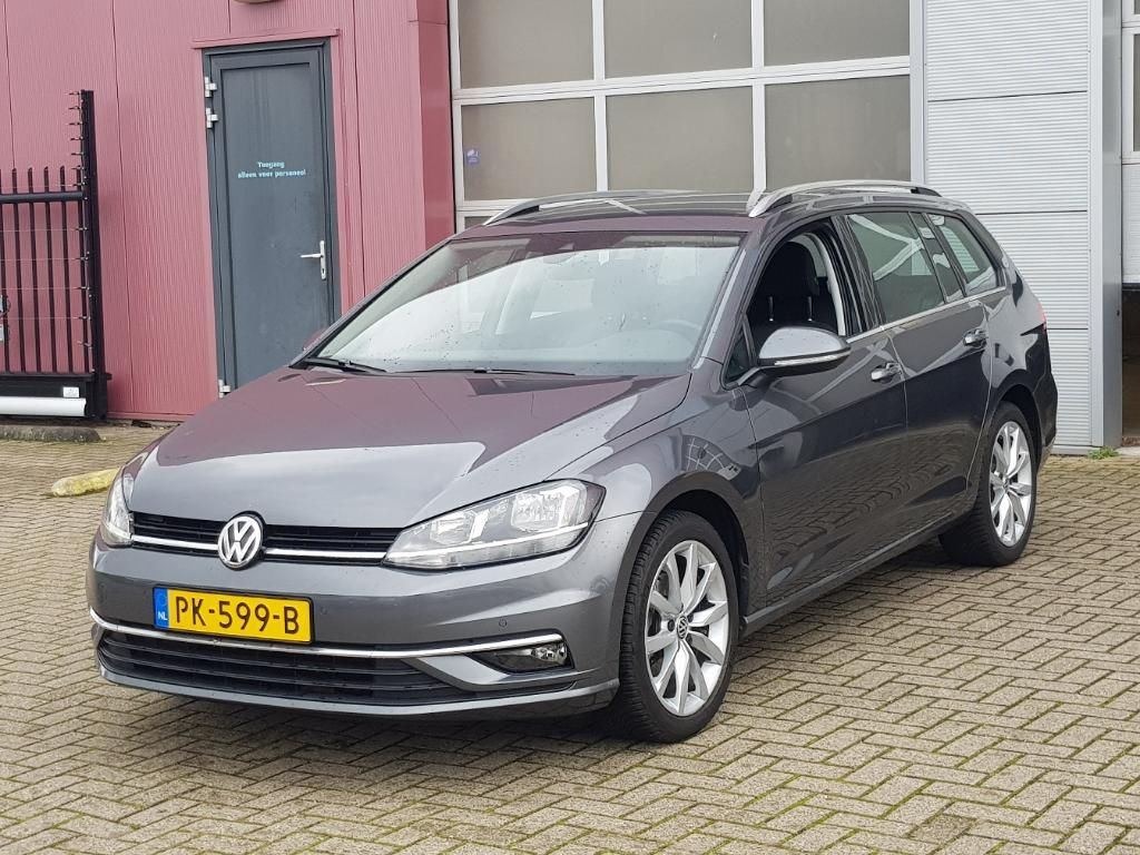 Volkswagen GOLF VARIANT 1.6 TDI Highline
