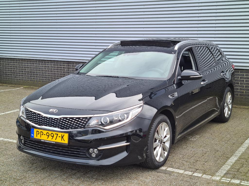 Kia OPTIMA SPORTSWAGON 1.7 CRDi DynamicLine