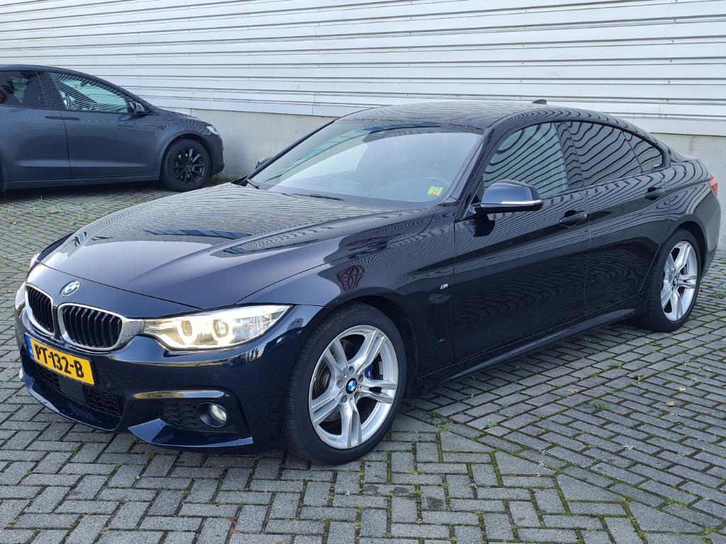 BMW 4-SERIE GRAN COUPÉ 420d High Exec.