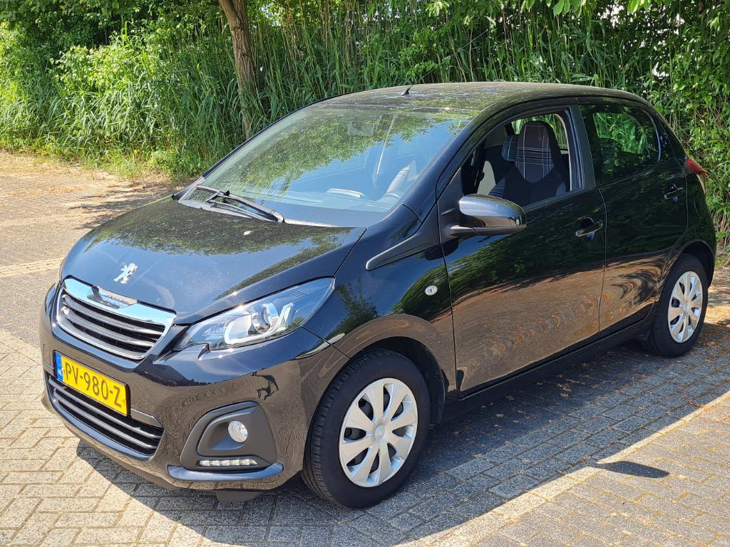 Peugeot 108 1.0 e-VTi Blue Lion